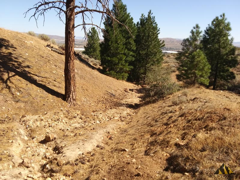 Nevada Industrial Placer Gold Claim
