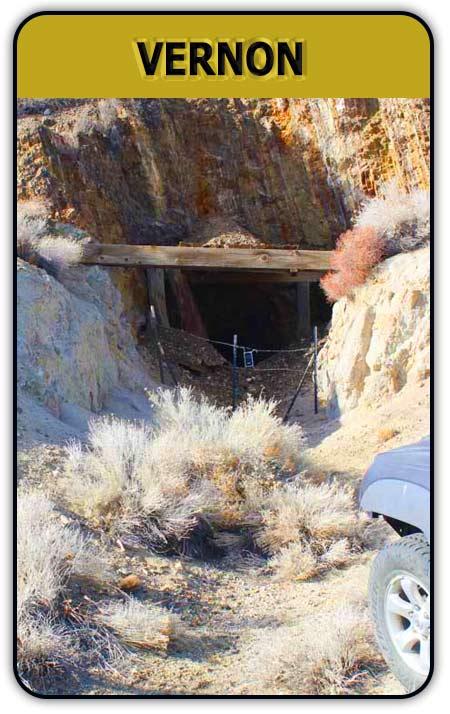 vernon gold mine